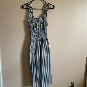 Who What Wear Stripped Dress